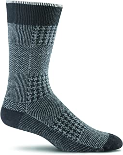 product image for Sockwell Men's Haberdashery Crew Essential Comfort Sock