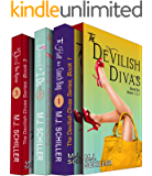 The Devilish Divas Boxed Set, Books 1-3: Three Complete Women's Fiction Novels (The Devilish Divas Series)