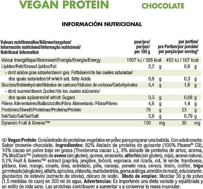 Weider Protein Caja vegan: 1 protein de chocolate de 750 g + 1 nut protein crunchy + shaker de regalo