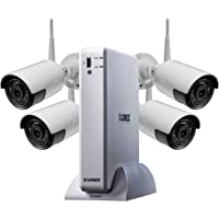 Lorex 4-Channel 4-Camera Outdoor 1080p 1TB DVR Surveillance System