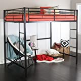 Amazon Com Furniture Of America Metal Bunk Bed Side