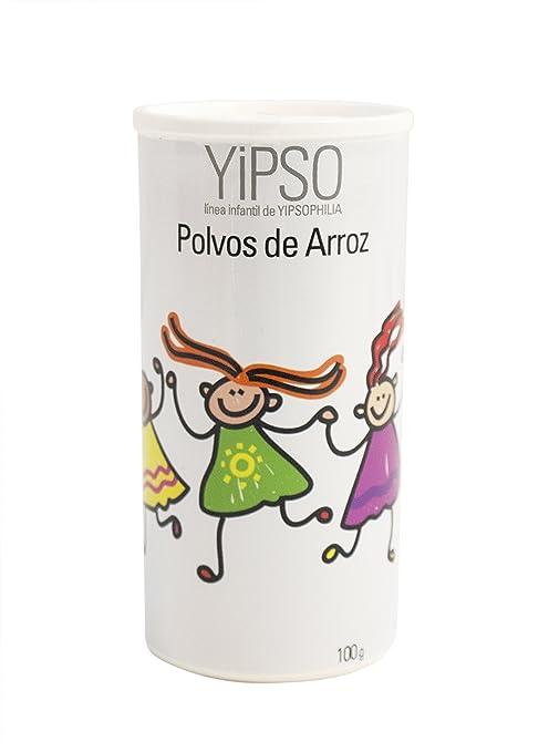 YiPSOPHiLiA Polvos Arroz - 100 ml: Amazon.es: Belleza