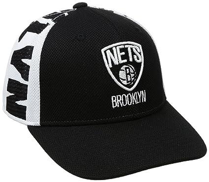 471c7380295 Amazon.com   NBA Men s City Name Meshback Flex Fit Hat   Sports ...