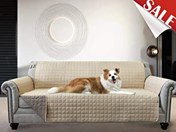 Amazon.com: Brillante funda de microfibra para sofá Sunshine ...