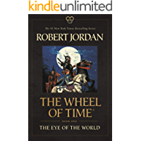 The Eye of the World: Book One of The Wheel of Time book cover