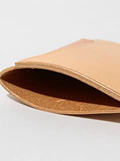 Leather Card Case 11-64-0362-966: Natural
