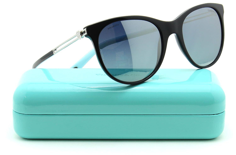 39ecdb71c943 Amazon.com: Tiffany & Co. TF 4139 Womens Polarized Mirror Gradient  Sunglasses 80014Y: Clothing