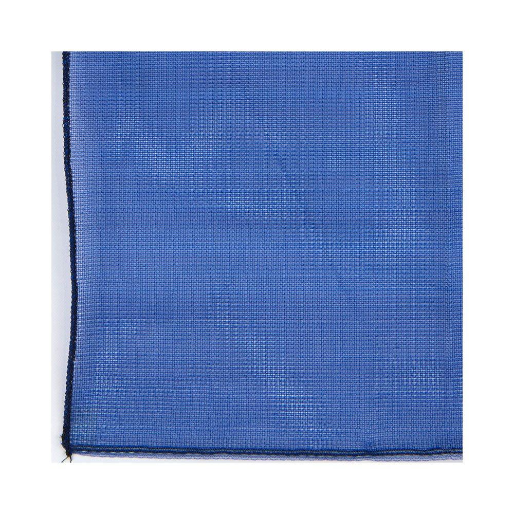 防風ネット 農業用資材 JQ14 ■ブルー 1mm目 サイズオーダー 幅310~400cm×丈510~600cm B0723G9G7S 幅310~400cm×丈510~600cm|ブルー ブルー 幅310~400cm×丈510~600cm
