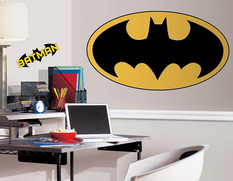 Batman Wall Decals. How To Design A Batman Themed Bedroom