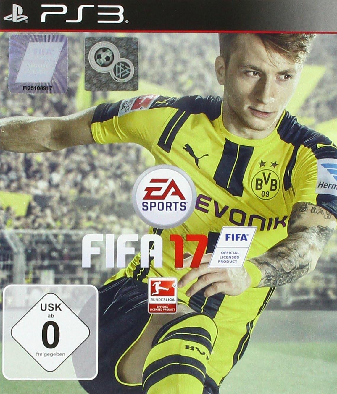 FIFA 17- PS4- Play Station 4