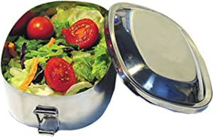 New Wave Enviro Stainless Steel Food Container,40 oz