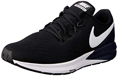 the best attitude b76f2 3aa36 Amazon.com | Nike Men's Air Zoom Structure 22 Running Shoe ...