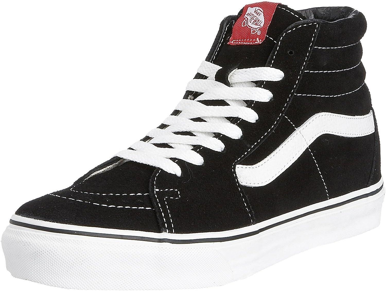 Amazon.com: Vans Sk8 Hi Classic: Shoes