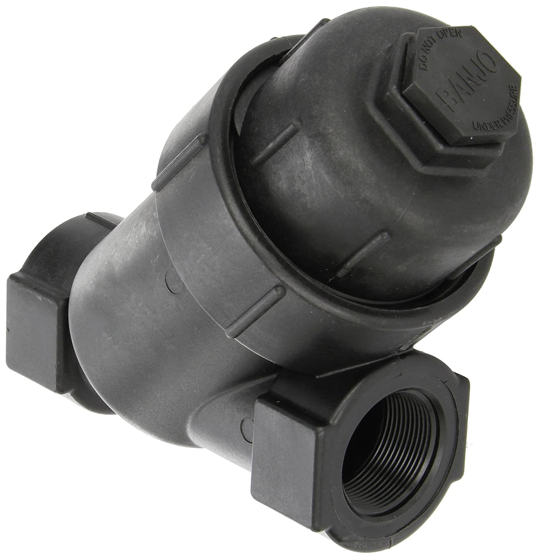 1//2,FNPT x FNPT,Polypropylene,Y Strainer,150 psi
