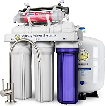 iSpring Reverse Osmosis Water Filter System