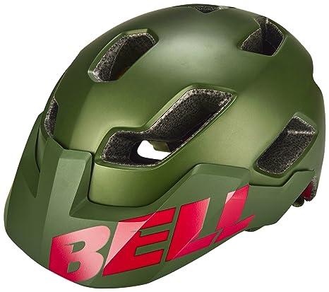 Bell Unisex - Casco de Bicicleta Stoker MIPS, Mate, Talla L ...