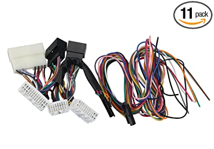 Amazon.com: Obd0 to obd1 Ecu Jumper Wire Harness For Honda & Acura on subaru obd1 harness, obd0 to obd1 harness, crx obd1 harness,