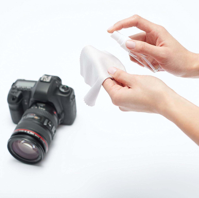AmazonBasics - Kit de limpieza para cámaras DSLR y dispositivos ...