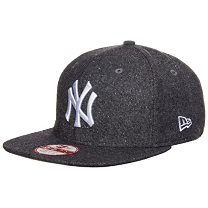 NEW ERA 9 FIFTY fleckle New York Yankees gorra gris / blanco Talla ...
