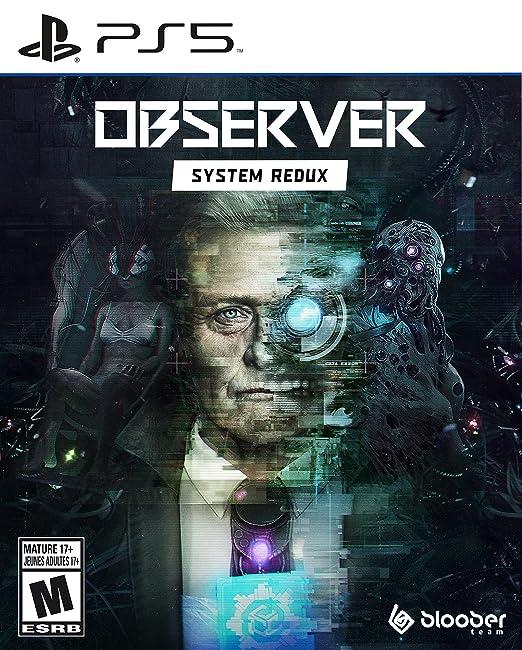 Observer: System Redux - PlayStation 5 | Amazon