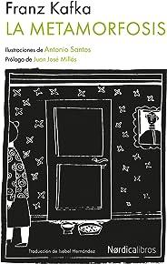La metamorfosis (Ilustrados) (Spanish Edition)