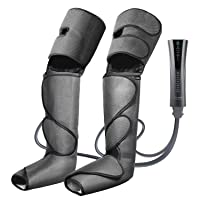 FIT KING Foot and Leg Massager for Circulation and Relaxation with Hand-held Controller...