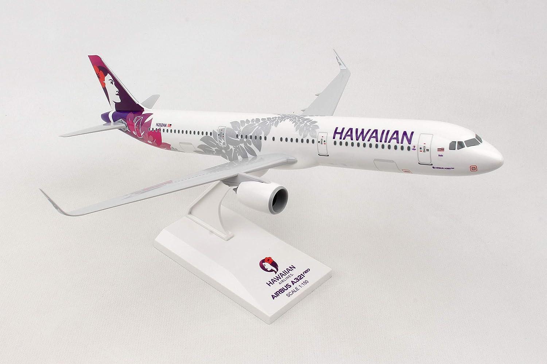 Daron Skymarks Hawaiian Airlines A321 Neo 1//150 New Livery