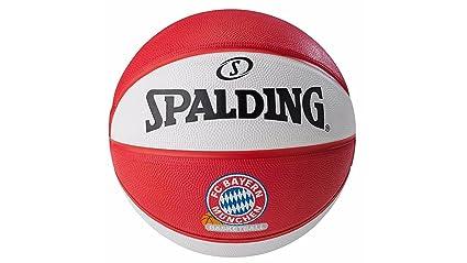 Spalding Euro League équipe FC Bayern München basket-ball Taille 7 ...