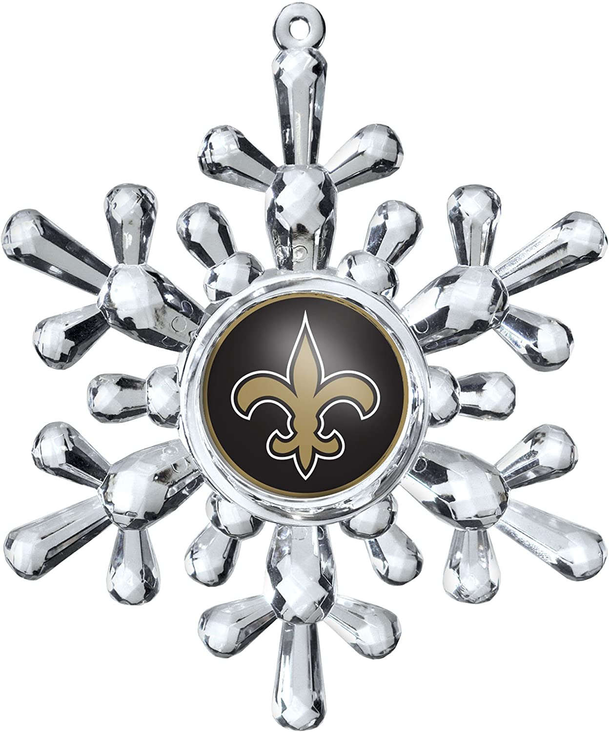 NFL Traditional Snowflake Ornament