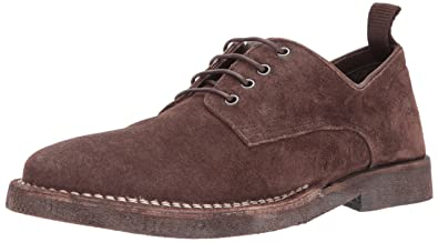 6a7bc9f8ac7 Steve Madden Men's Lowman Oxford, Brown Suede, 11.5 M US: Buy Online ...