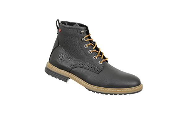 43f0a4b0952 Swissbrand Mens Hiking and Backpacking Lace-Up Boot