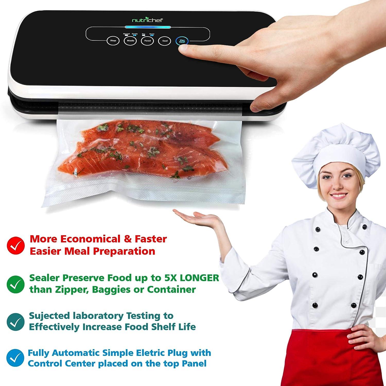 NutriChef Vacuum Sealer