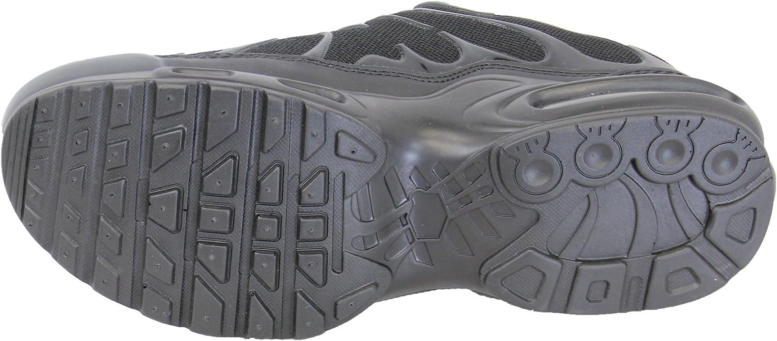 Generic, Baskets Mode pour Homme Noir Black 701, 39