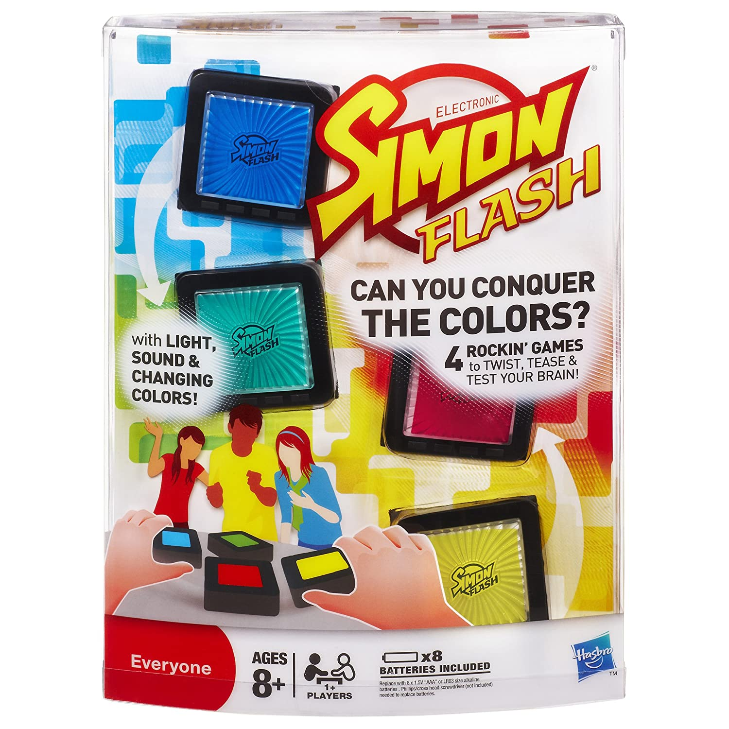 Amazon Simon Flash Toys Games