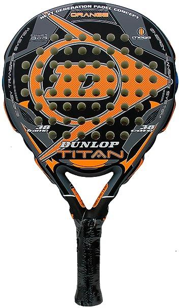 Dunlop - Pala de Padel Titan, Naranja (Orange): Amazon.es ...
