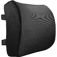Tadge Goods Lendenwirbelstuetze Niederlehner yastık–harika taşıyıcı için büro sandalyesi ve oto–siyatik sinir Schmerzlinderung | kalınlık, rahat% 100Memory Foam | ergonomik, ortopedik Design