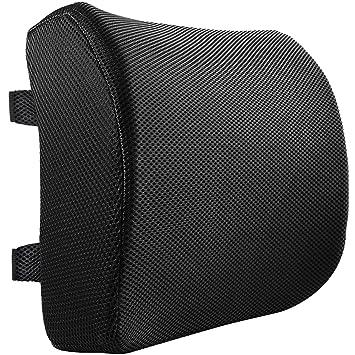 Amazon Com Tadge Goods Lumbar Support Lower Back Cushion Pillow