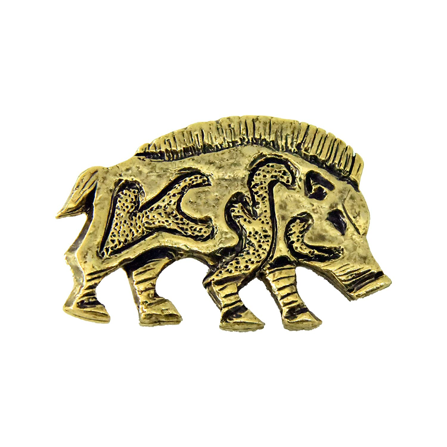 Amazon.com: Celtic Boar Pig Hog Pin, Broche, Joyería, G004 ...