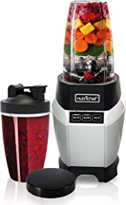 NutriChef Professional Home Kitchen Digital Countertop Power Pro Blender with Pulse Blend, One size, Assorted