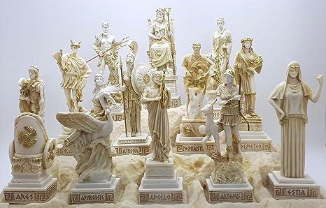 12 olympian gods plus 2