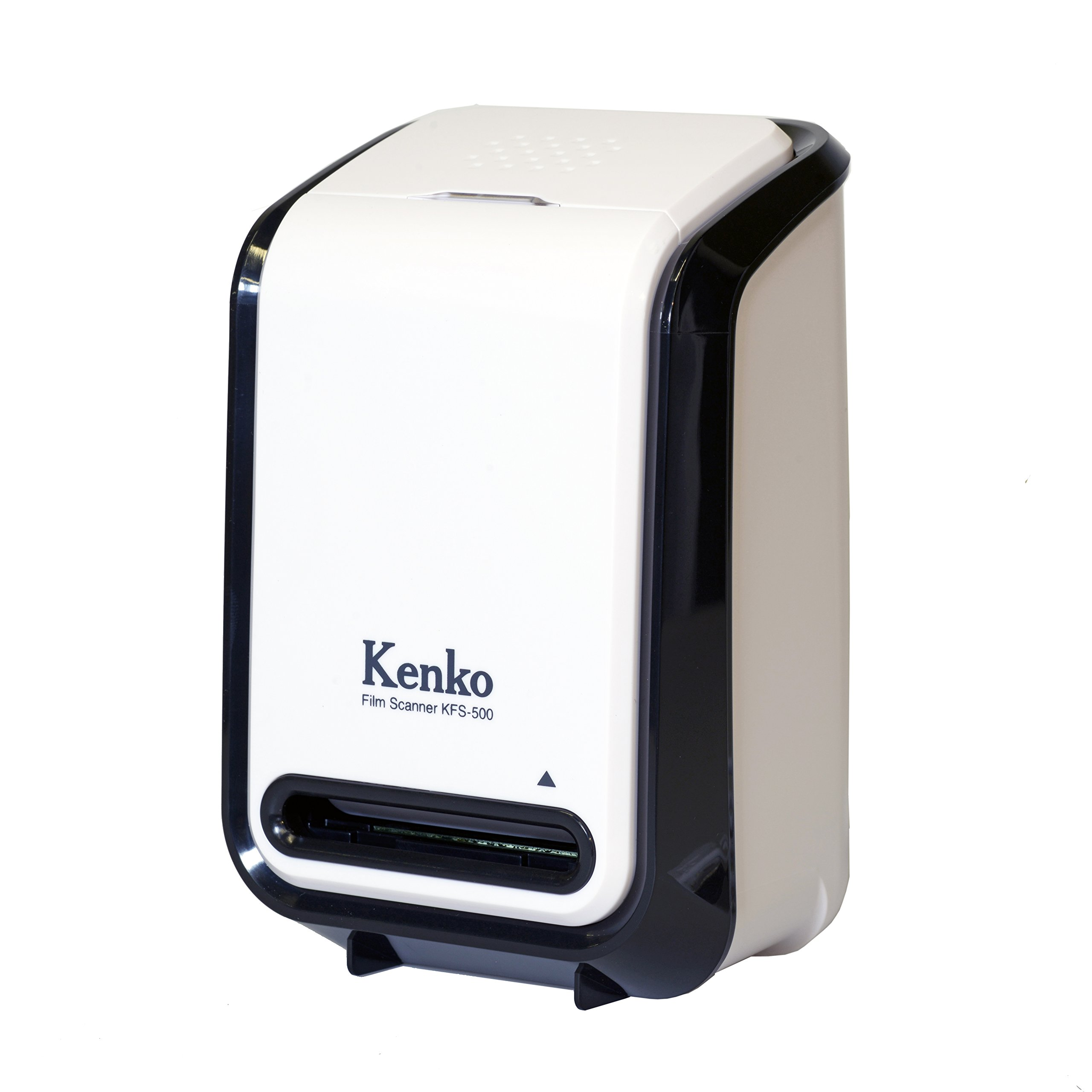 Accessory film scanner 5,170,000 pixels for Kenko camera Windows8.1 corresponding KFS-500WHBK by Kenko