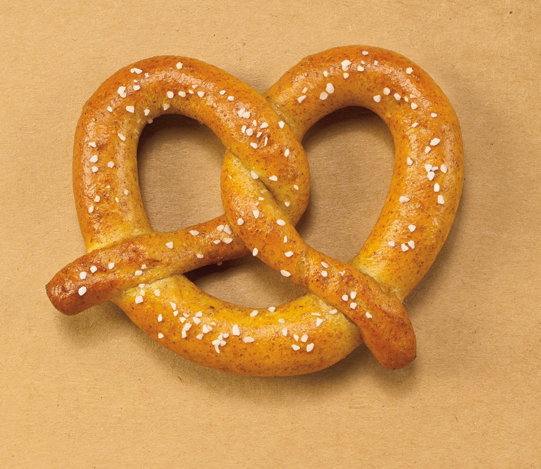 Superpretzel 51% Whole Grain Baked Pretzel, 2.2 oz, (100 per case)