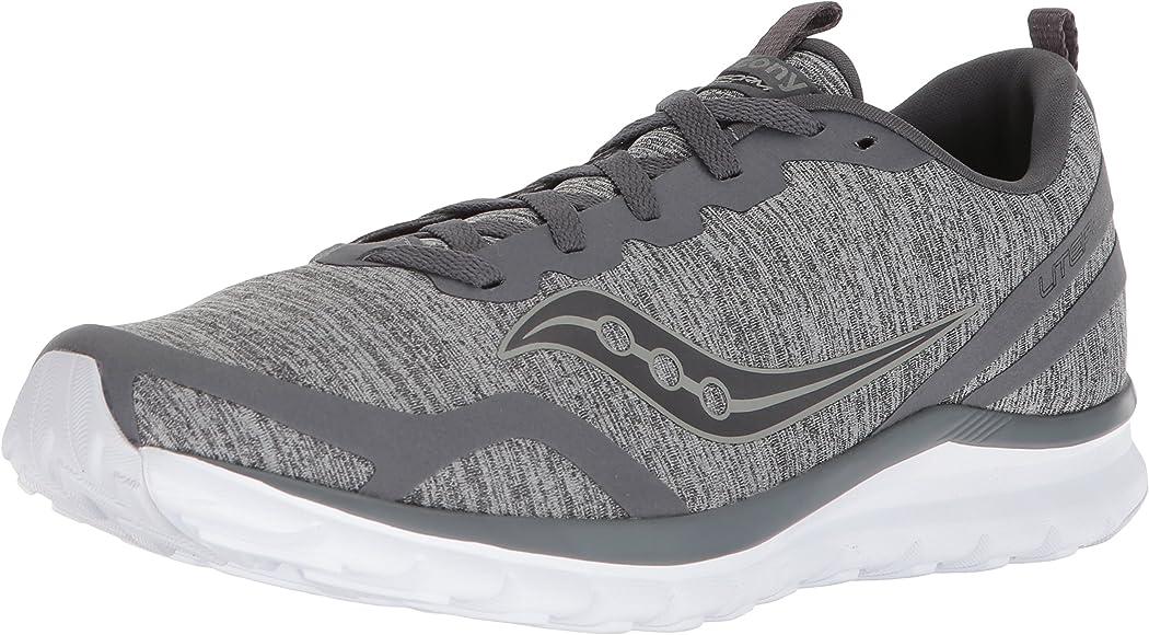 Liteform Feel Running Shoe, Grey