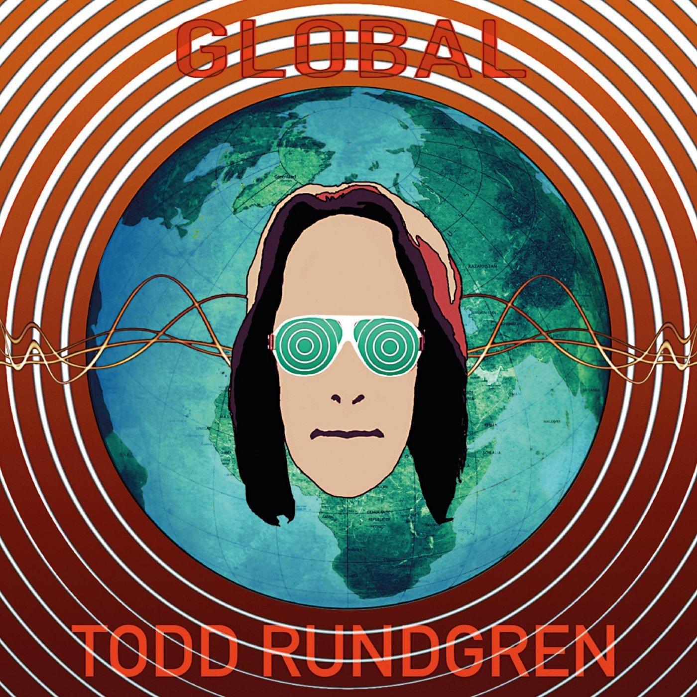 Todd Rundgren - Global (LP Vinyl)
