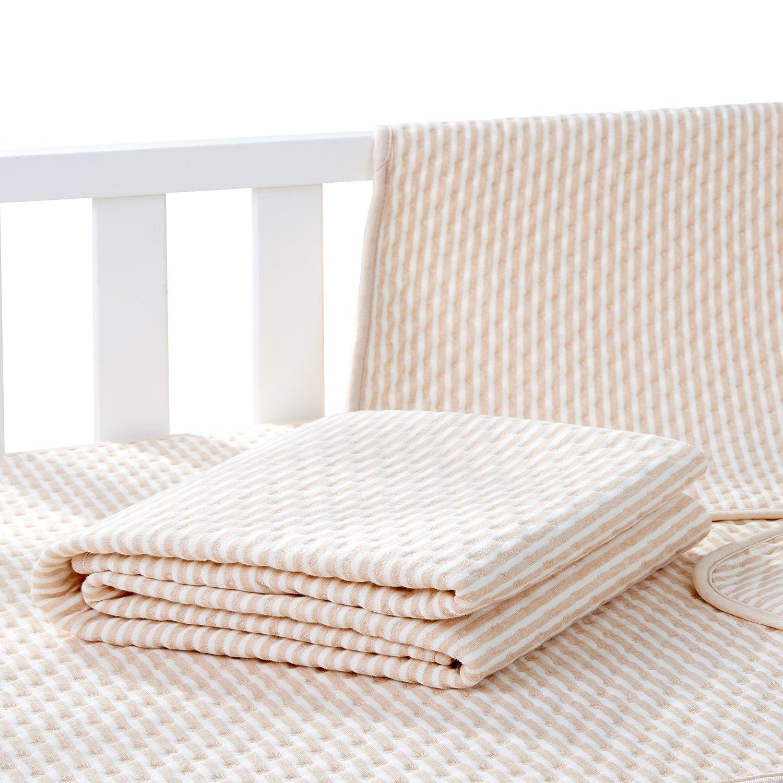 1 Pad 27X47 Elf Star Cotton Bamboo Fiber Breathable Waterproof Underpads Mattress Pad Sheet Protector Monkey Print