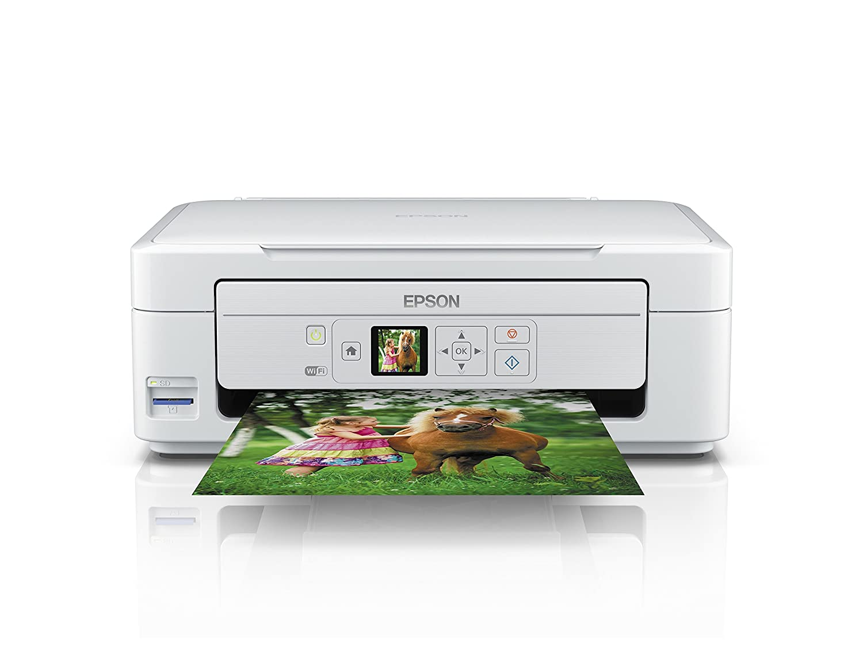 Epson C11CD90404 - Impresora multifunción (inyección de Tinta Color, 33 ppm, 5760 x 1440 dpi, 15 ppm), Color Blanco