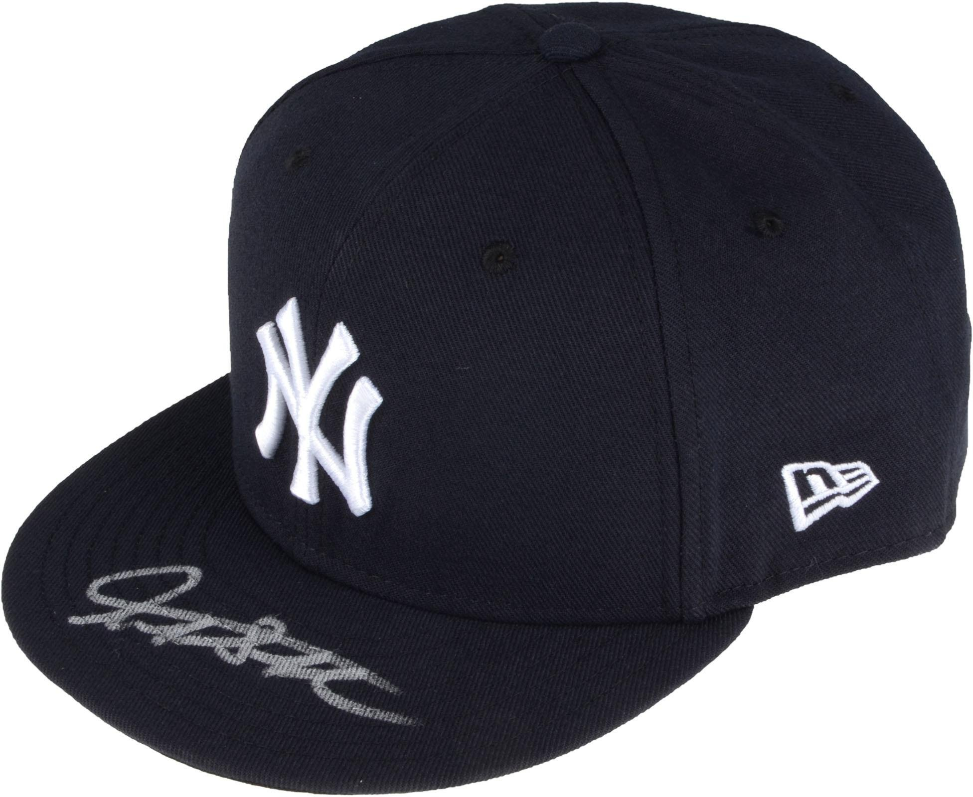 Giancarlo Stanton New York Yankees Autographed Cap Fanatics Authentic Certified Autographed Hats