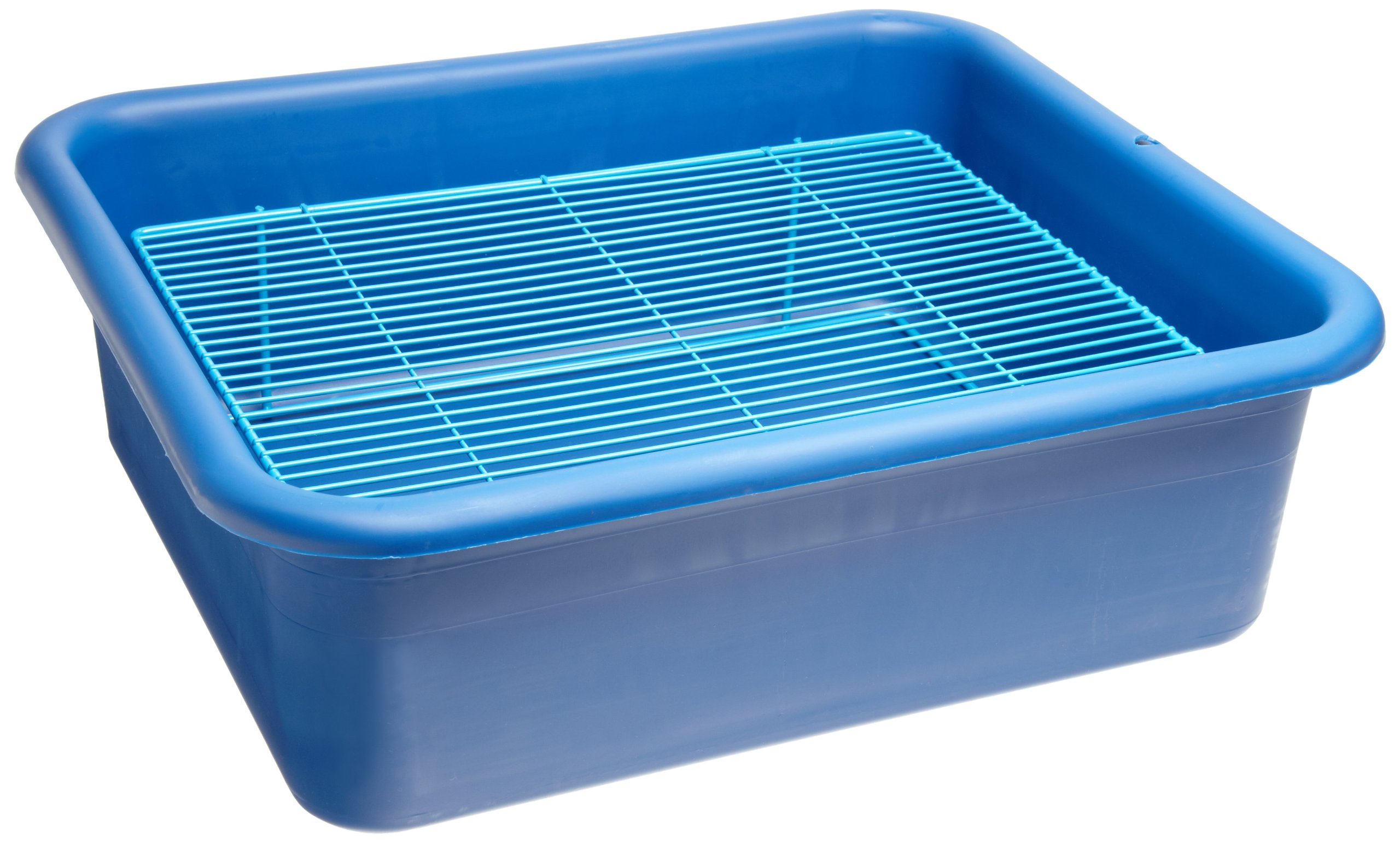 Bel-Art Polypropylene Spill Containment Tray with Grid; 14³/₈ x 12⅛ x 4¾ in. (F24676-0003)