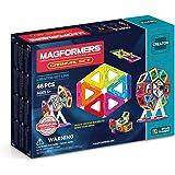 Magformers - 63074 - Construcción magnética del Juego Inteligente - Carnival Set