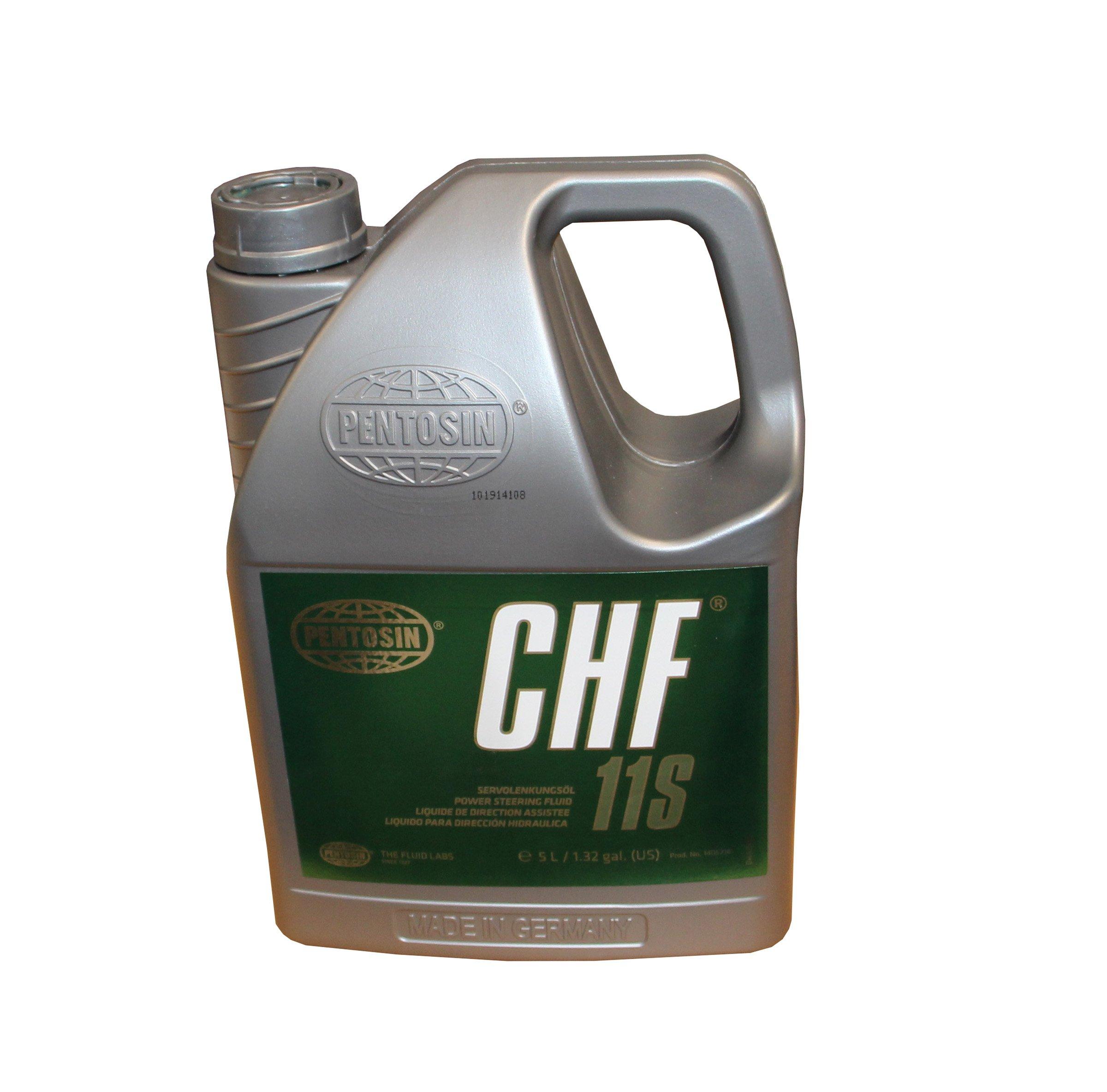 CRP Automotive Pentosin 1405216 CHF 11S Synthetic Hydraulic Fluid, 5 Liter